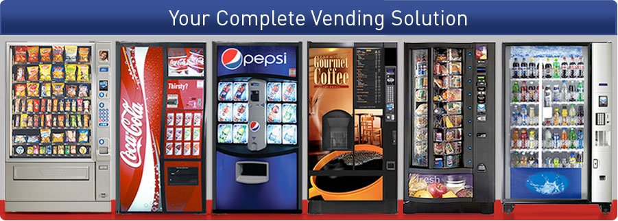 Vending Machines and Office Coffee Service New Jersey, Princeton, Toms River and Edison