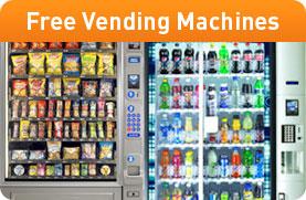 Free Vending Machine