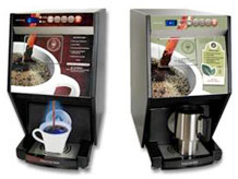 Single Cup Brewing System